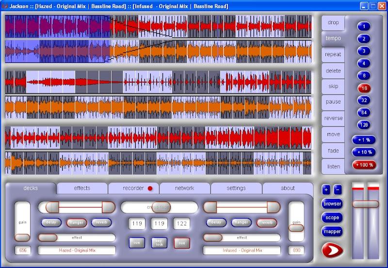 Jackson DJ Software
