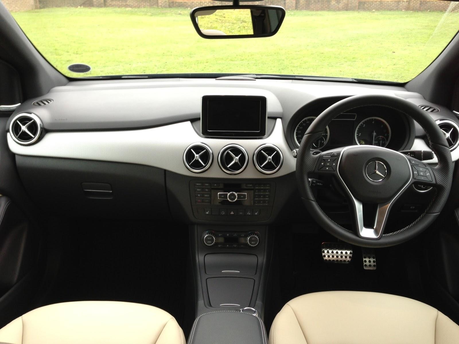 Speedmonkey: Driven - Mercedes-Benz B220 CDI Sport
