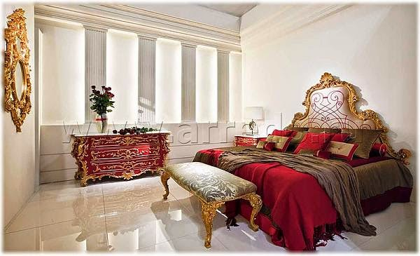 Upscale Bedroom Designs 4