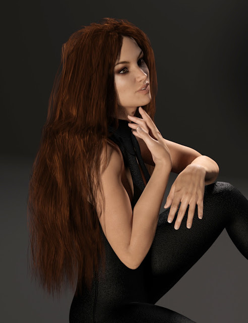 Free Spirit Hair Morph Pack Two