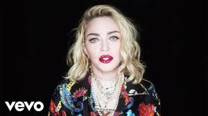 """Madonna divulga o seu mais novo clipe, """"Crave"""""""