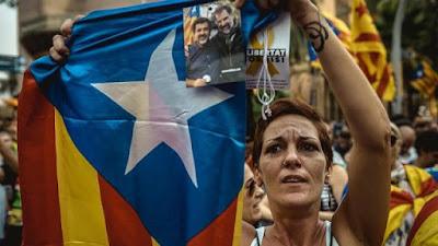 Indonesia-Spanyol itu Mirip, Seperti Papua-Catalonia