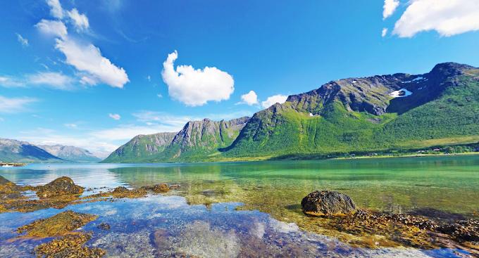 Calatorie online prin Norvegia
