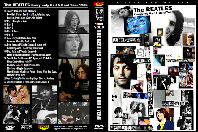 The Beatles – Everybody Had A Hard Year 1968 Vol.06
