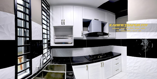 Kitchen cabinet and wardrobe gambar gambar kabinet dapur for Pemasangan kitchen set