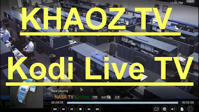 How To Install KHAOZ TV Addon On Kodi / Xbmc For Iptv Channels