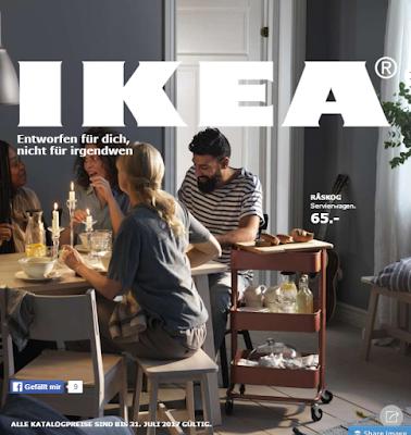 Ikea Katalog 2017 Deutschlandgermany