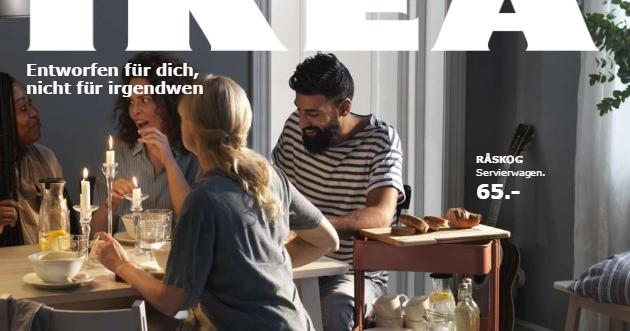 ikea katalog 2017 deutschland germany. Black Bedroom Furniture Sets. Home Design Ideas