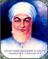 Syaikh Abdul Qadir Jailani