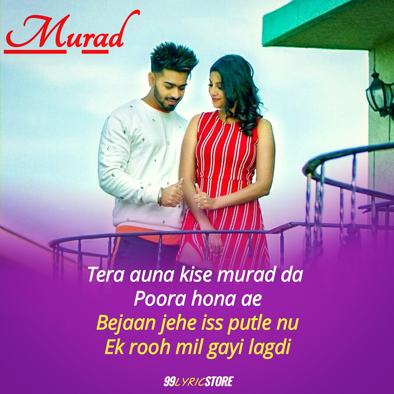 Murad Punjabi Song Lyrics sung by Karan Sehmbi