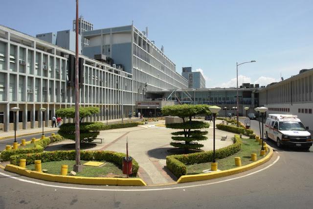 Pacientes operados y cadáveres se cruzan en las escaleras del Hospital Universitario de Maracaibo