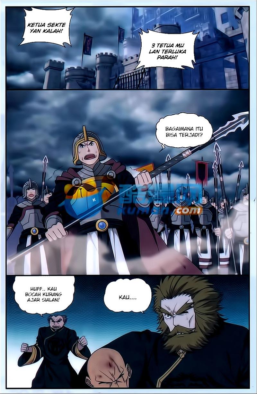 Battle Through the Heavens Chapter 178-26