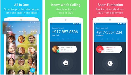 Contacts+ - Συγκεντρωμένοι όλοι οι φίλοι σας σε μία δωρεάν εφαρμογή