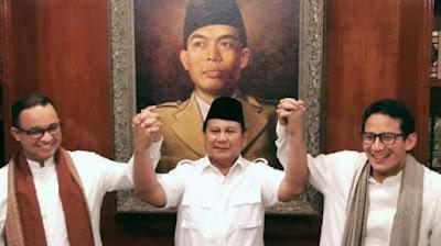 Disaat Publik Penasaran kenapa Prabowo Calonkan Anies: Apa Bisa Dijamin? Begini Jawaban Prabowo