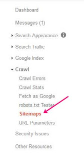 Cara Mendaftarkan Blog ke Google Search Engine terbaru 2017
