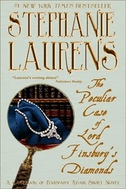 The Peculiar Case of Lord Finsbury's Diamonds, by Stephanie Laurens