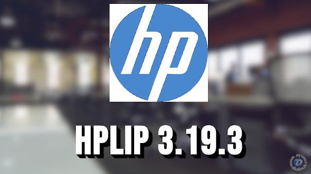 Como instalar o utilitário HPLIP 3.19.3 para gerenciar Impressoras e Multifuncionais da HP no Linux