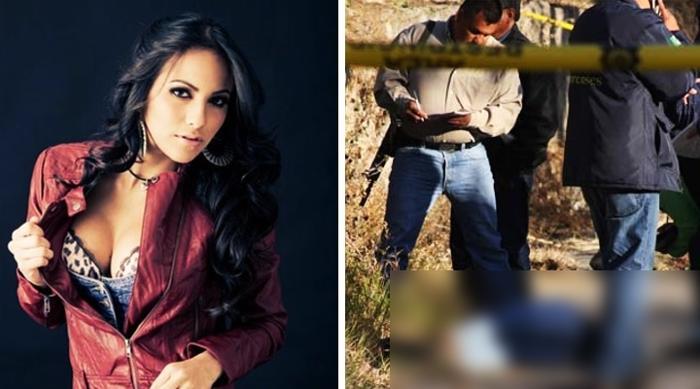 Daisy Ferrer: hizo algo mal, el jefe de plaza del CJNG ordeno la ejecución de la modelo venezolana