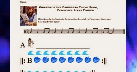 Music theme the pirates free caribbean mobile for download of