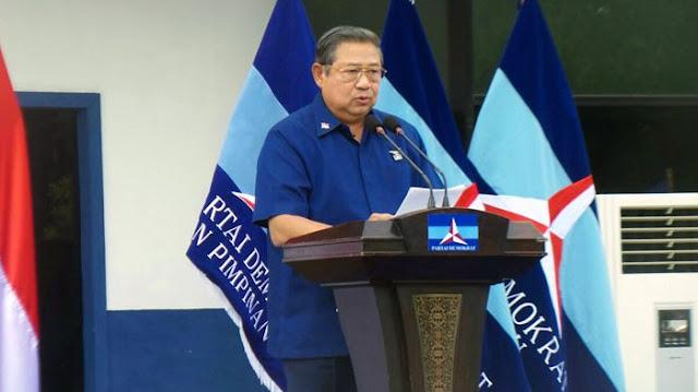 Korupsi e-KTP  Nama SBY Masuk Dalam Sidang Setnov, Dua Politisi Demokrat Bungkam