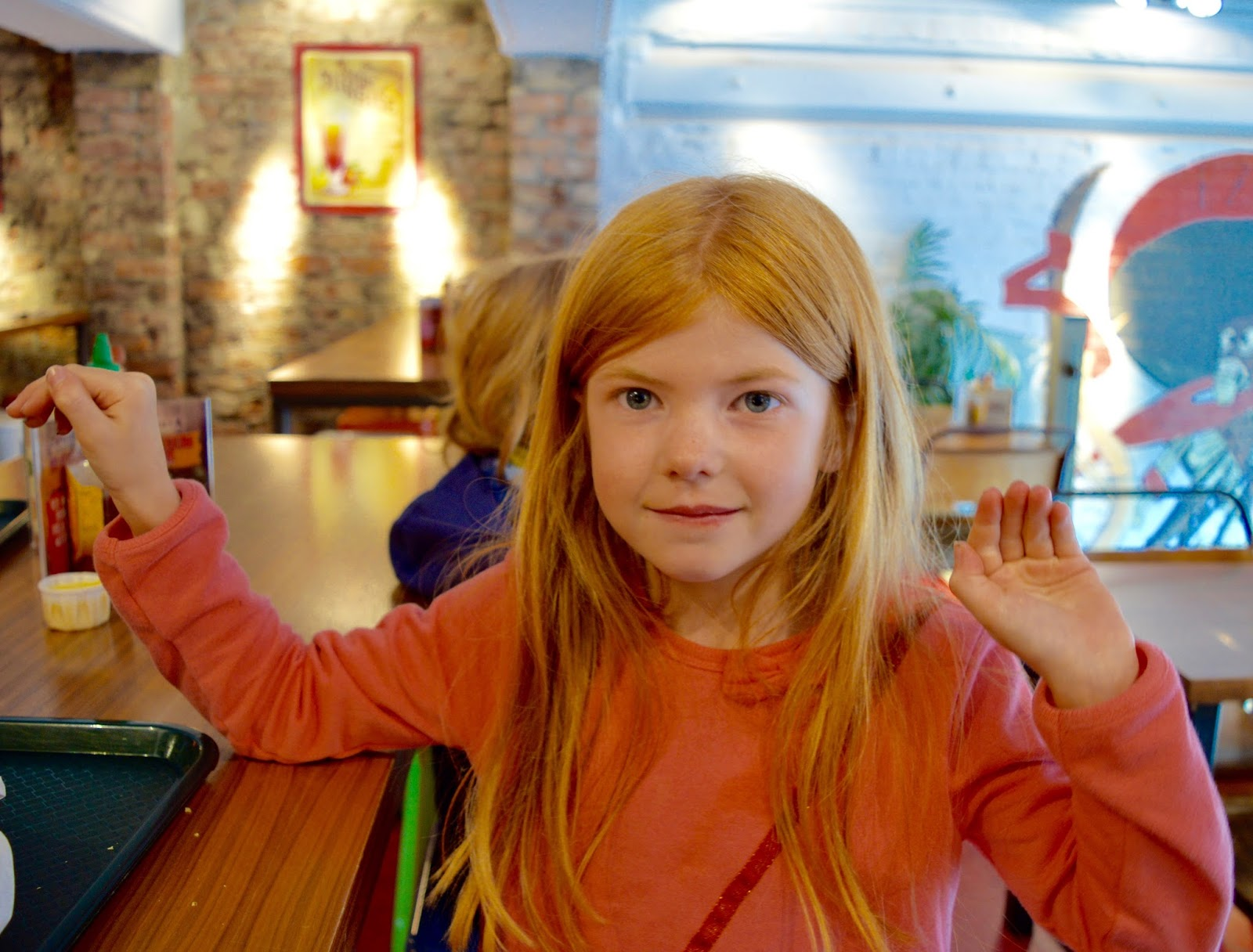 Zapatista Burrito Bar in Newcastle with Kids - A Review