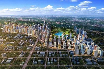 Ketahui Kota Impian Meikarta