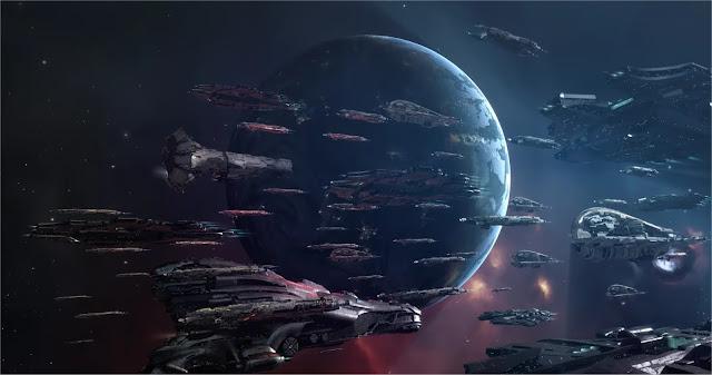 EVE Online Flotten