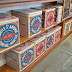 Fábrica S.to António cria réplicas das famosas latas de bolachas