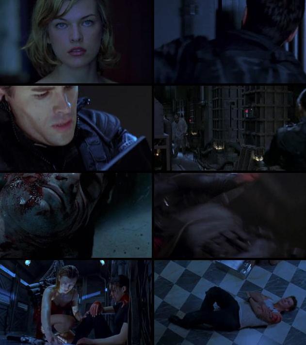 Resident Evil 2002 Dual Audio Hindi 720p BluRay 700mb