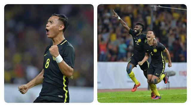 Skuad Malaysia Bangkit Semula Baham Singa Muda, Dendam 18 Tahun Terlerai!