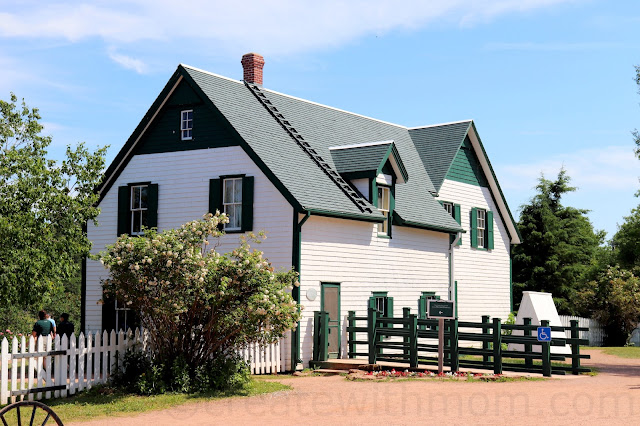 prince edward island green gables heritage parks canada