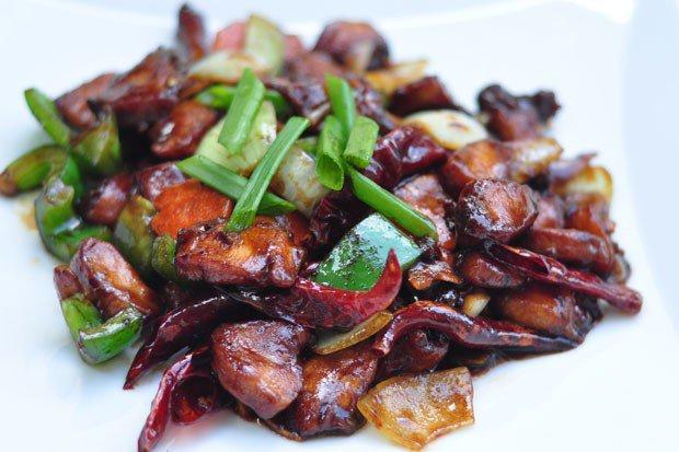 Resepi Ayam Masak Cendawan