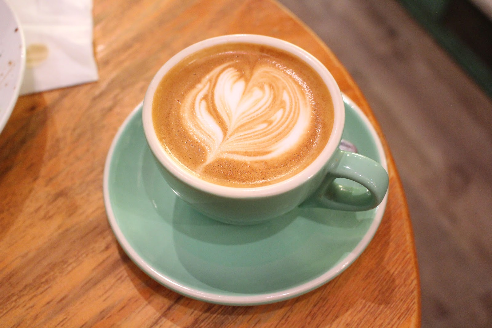 Coffee at N1 Coffee & Co.  Hong Kong Hotspots