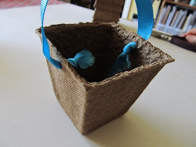 peat pot basket