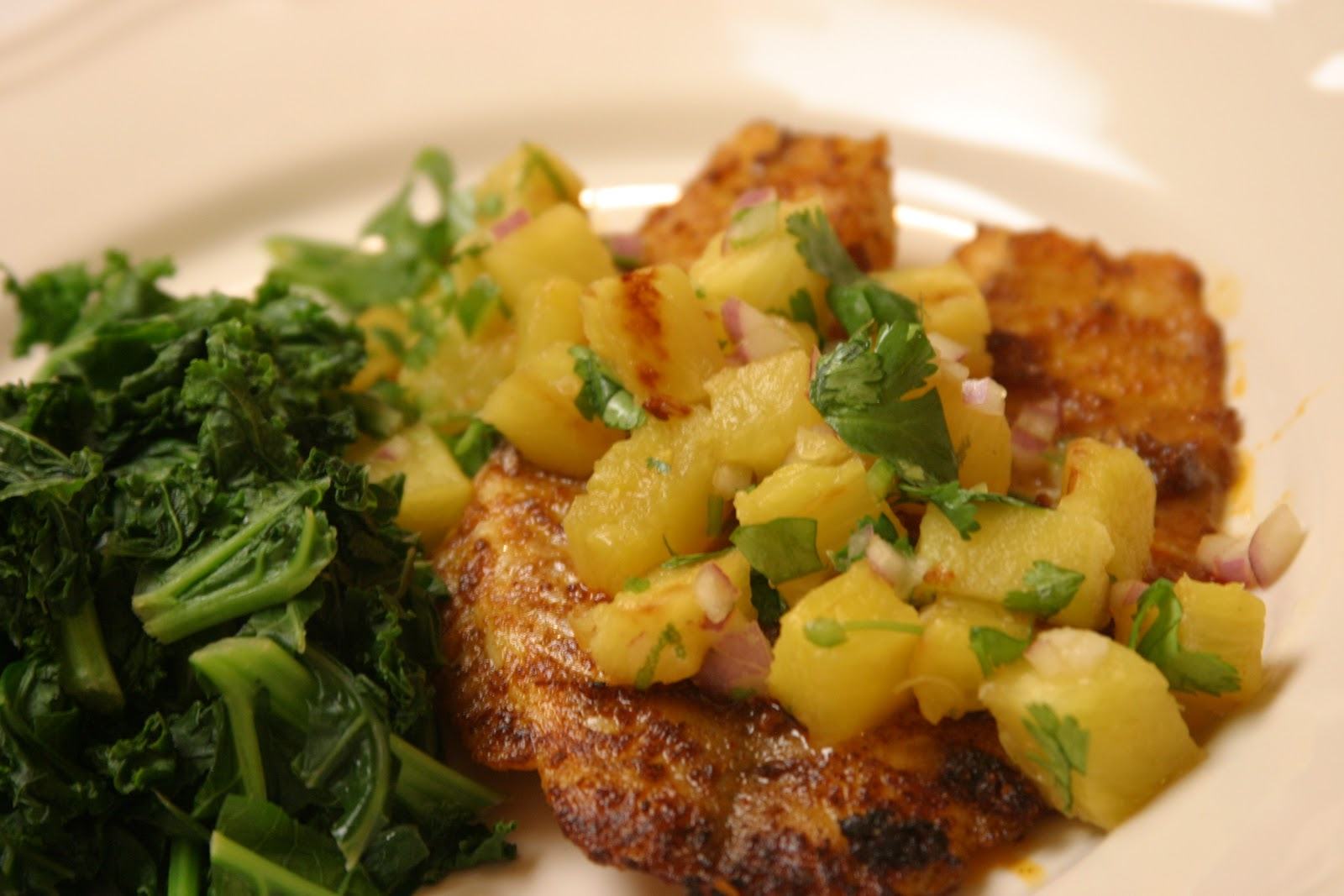 The Joy S Of Kitchen Creations Grilled Tilapia With
