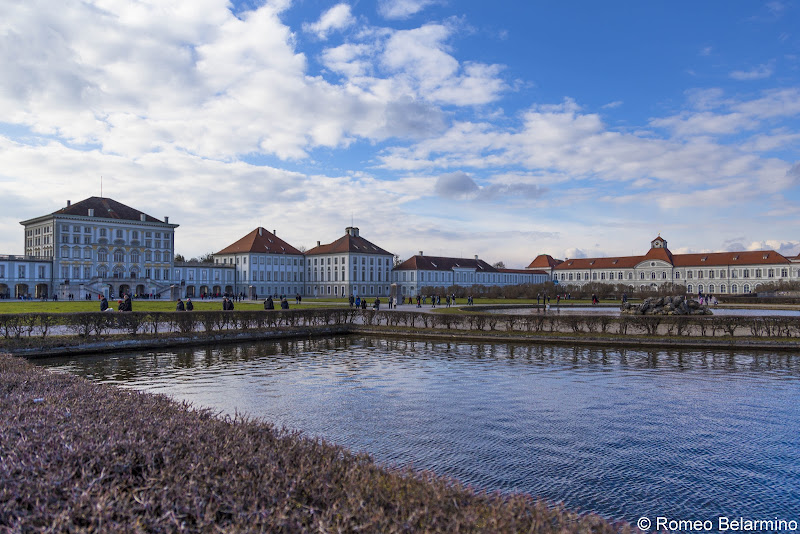 Nymphenburg Palace Munich in a Day Long Layover