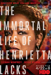 The Immortal Life of Henrietta Lacks HBO Film Poster