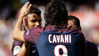 Paris Saint Germain Menang 2-0 atas Amiens