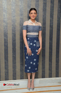 Actress Kajal Agarwal Latest Stills at Khaidi No 150 Movie Interview  0204.JPG