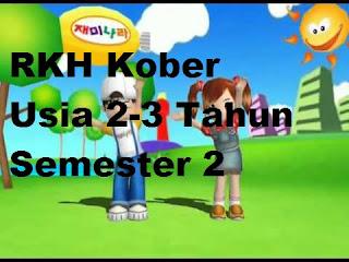 RKH KB) Usia Semester 2