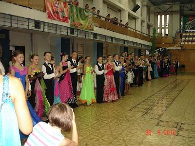 Parada dansatorilor