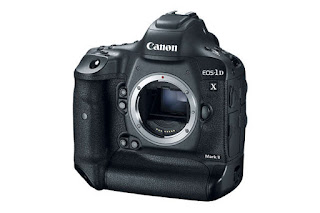 Canon EOS-1D X Mark II Firmware Download