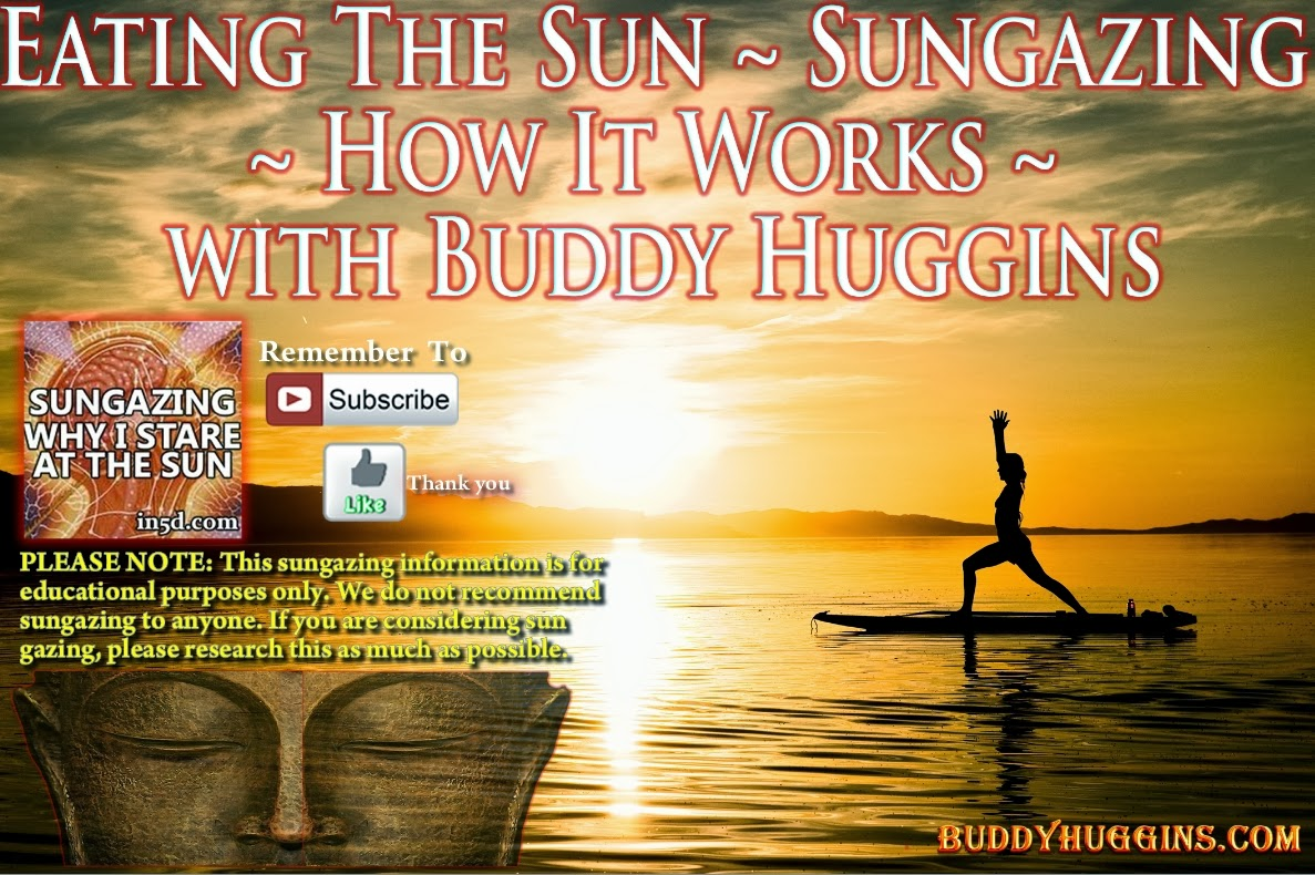 I Am Buddy The Buddha From Mississippi Eating The Sun