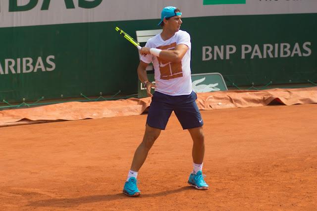 Rafael Nadal tennis roland-garros