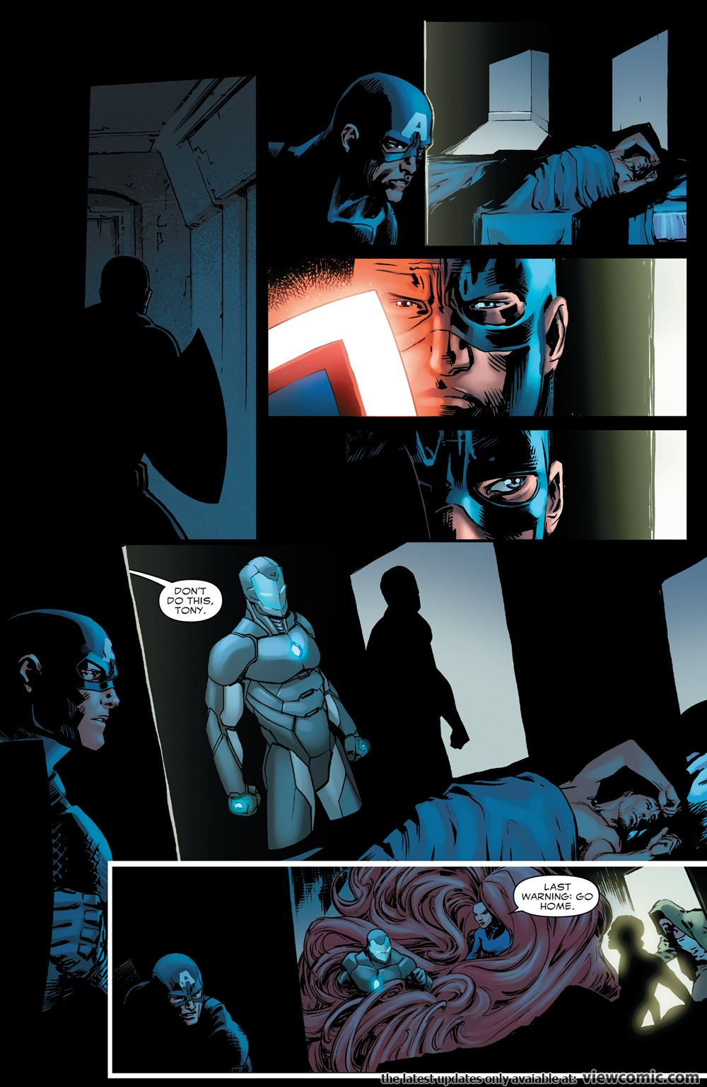 Captain America – Steve Rogers 005 (2016) | Vietcomic.net reading comics online for free