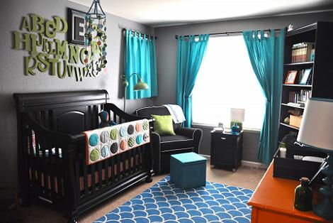 fotos de habitaciones de bebe. Black Bedroom Furniture Sets. Home Design Ideas