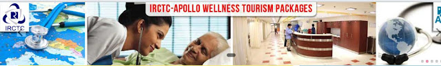Wellness Tourism by IRCTC and Apollo