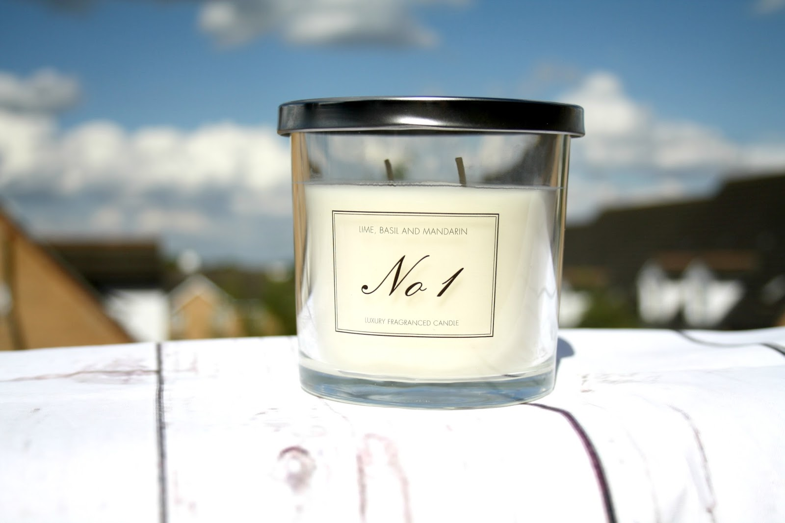 The Candles Are Packaged In Large Glass Containers And Have A Double Wick Which Is Quite Impressive They 48 Hour Burn Time