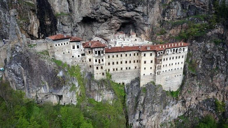 Ξανανοίγει η Μονή Παναγίας Σουμελά στην Τραπεζούντα του Πόντου