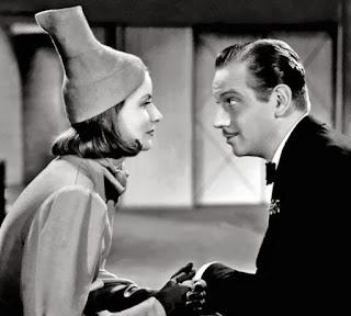 Greta Garbo Melvyn Douglas Ninotchka 1939 romantic comedy